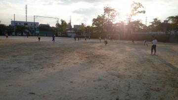 ホームグランド落合公園!