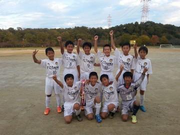 県大会出場おめでとう5年生!