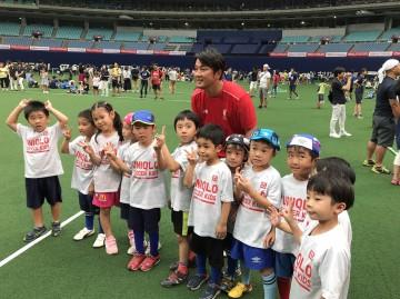 元日本代表三浦選手