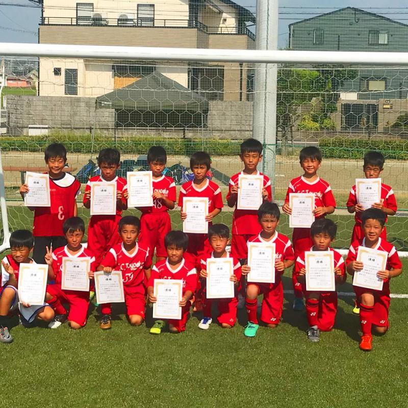 3年生犬山サマーCUP優勝